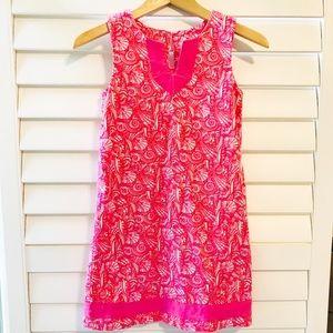 Vineyard Vines Cotton Seashell Dress - Size 8
